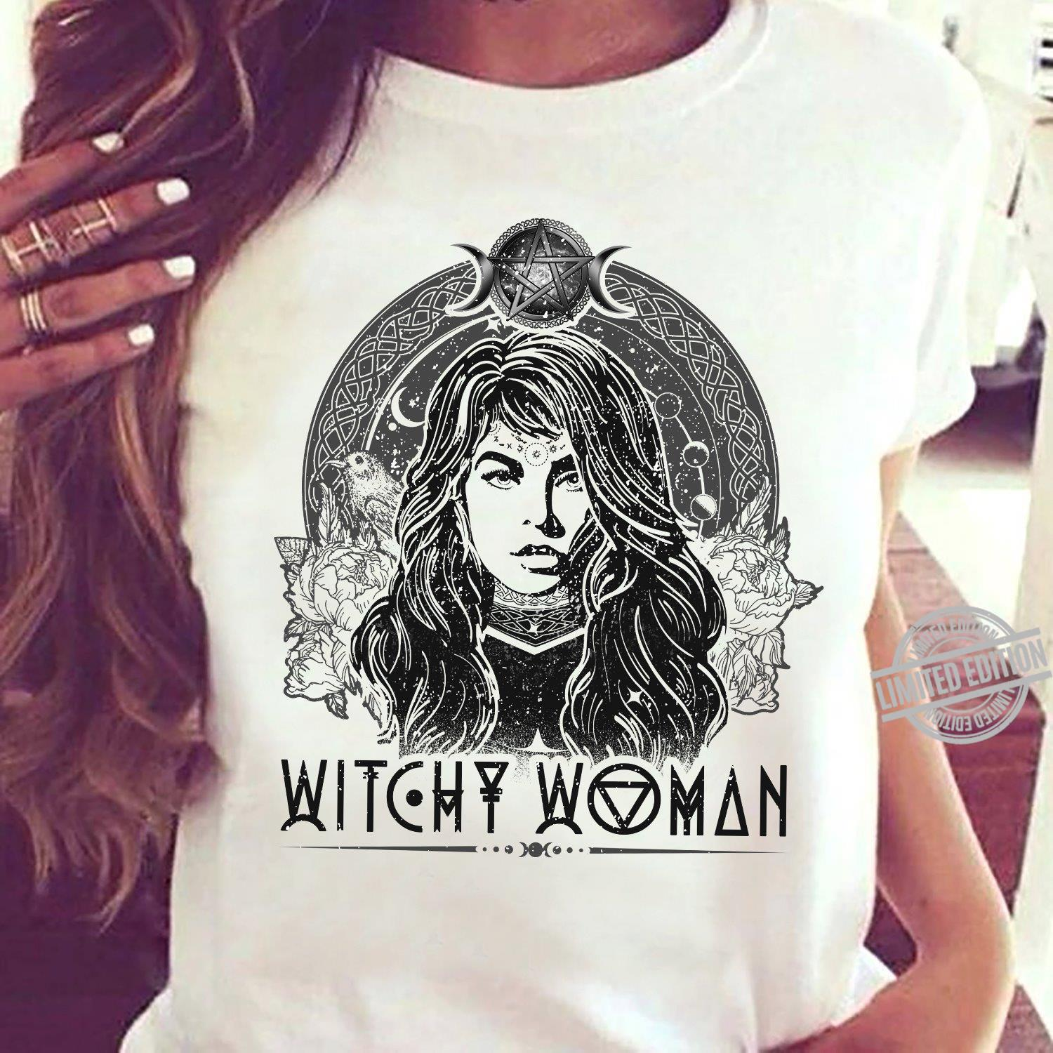 Witchy Woman Shirt